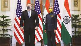 Pompeo and Esper arrive in Delhi for crucial talks