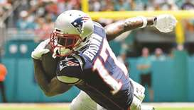 Wide receiver Brown officially joins Buccaneers