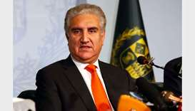 Qureshi said that the talks between the Afghan parties provide an opportunity for peace, pointing ou