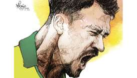 Starc blocks out 'noise' ahead of India series
