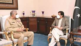 PM, Bajwa mull security situation