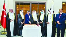 Turkey Day celebrated in Doha