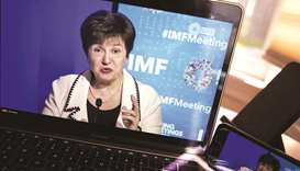 IMF tells Britain to keep spending to fend off Covid pandemic crisis