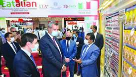 Italian food, agro exports to Qatar up 9.2% in H1 2020 despite pandemic, says envoy