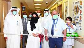 HMC opens new laser vision correction unit