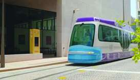 Msheireb Tram services resume