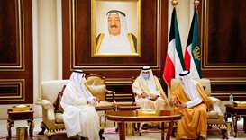 Speaker of Shura Council offers condolences to Kuwait Amir