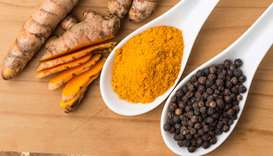 Food Magic: Turmeric and black pepper