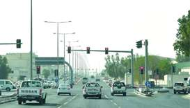 Ashghal opens all streets within package 4 of Doha Industrial Area Project