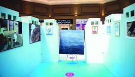 Qatar Charity organises exhibition to support its education drive