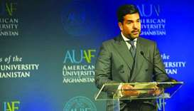 Qatar helps Afghan students continue studies in Doha