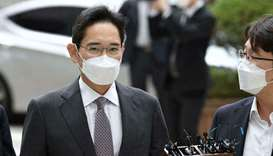 Lee — the vice-chairman of the world's biggest smartphone maker Samsung Electronics and according to