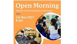 The International School of London (ISL) Qatar will hold an 'Open Morning' on November 1 at 8am for