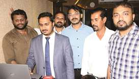 A total of 32 leading Indian expatriate teams will participate in the tournament to be held from Oct
