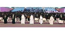 More than 2,800 female students graduate from nine QU colleges