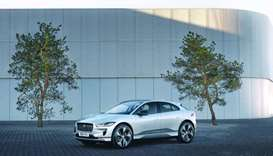 Jaguar Land Rover will be providing a fleet of electrified vehicles to world leaders and delegates a