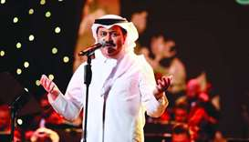 Snapshots from the concluding night of the Qatari Song Festival.