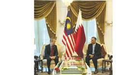 During the meeting, bilateral relations were reviewed.