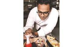 With over 15 years of hospitality and culinary proficiency, chef Ravi's passion has earlier worked i