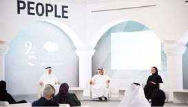QF aimed to foster a new culture of scientific research in Qatar, with the aim of making the country