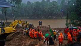 Rainfall across the state led to flash floods and landslides in several areas, with the Indian army