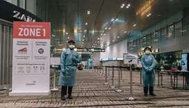 Fully vaccinated travellers from eight countries will be able to enter Singapore without quarantine