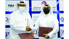 Ministry, QTSBF sign deal under Plant a Million Trees' initiative