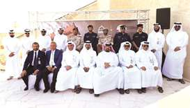 The Ministry of Municipality, represented by Umm Salal organised Tuesday, a cultural event as part o
