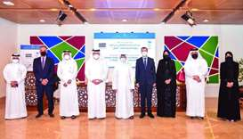 CNA-Q signs pact with Ashghal to develop educational and vocational initiatives