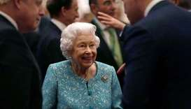 Britain's Queen Elizabeth, 95, spent a night in hospital for the first time in years for what Buckin