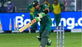 Captain Babar Azam and Mohammad Rizwan hit half-centuries as Pakistan hammered India by 10 wickets t