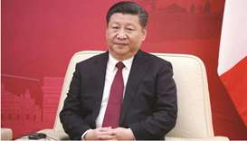 China will uphold world peace, says President Xi