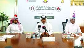 QRCS announces launch of Disaster Management Camp in February 2022