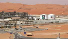 Aramco warns world's spare oil supplies are declining rapidly