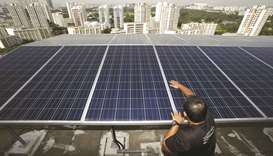 Southeast Asian nations tout green power links ahead of COP26 summit