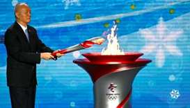 The Chinese capital will in February become the first host of a Summer and Winter Games, and last we