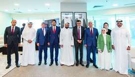 QFC welcomes the presidency of the Republic of Turkey's Finance and Investment Office