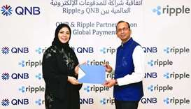 QNB and Ripple partner to enhance global cross-border payments