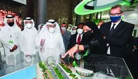 Ashghal takes part in Project Qatar