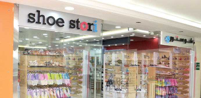 Quality Group's first outlet of concept store 'Shoe Stori' opens at Quality Mall in Mamoura today