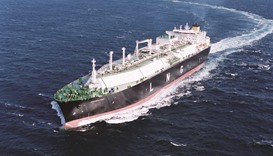 Qatar LNG flows unaffected by crisis -Shell
