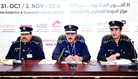 Milipol: Contracts for QR260mn in first two days