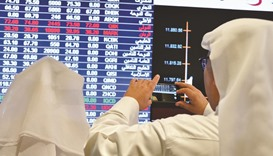 Qatar shares snap 2-day winning streak on insurance, banking and industrial sectors