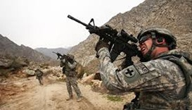 Four Americans killed in Afghanistan blast