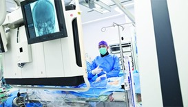 The Neuroangiography Suite facility at HGH