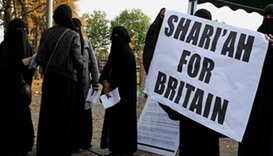 British 'sharia courts' under scrutiny