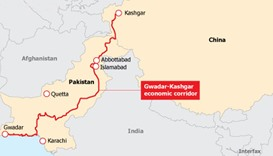 Pakistan, China launch new trade route