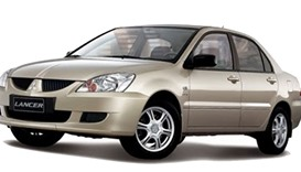 Mitsubishi Lancer models recalled
