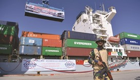 Landmark Gwadar Port finally becomes functional
