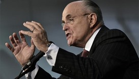 Giuliani a 'serious' contender for secretary of state